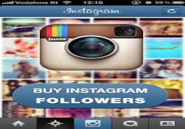 Get You 1025 + High Quality Instagram Followers or likes