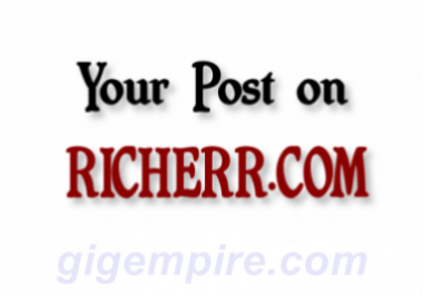 advertise your business on my fiverr like site