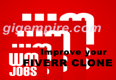 Send You 50 Ideas About How To Improve Your Fiverr Clone