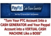 give you the PayPal Cash Boom Generator, just