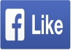 i will Provide You 25,000 Real/Human/Unique/Active Fb Likes For Your page 100% Safely.