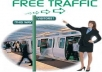 show you how to Increase Your Traffic Without Paying A Penny