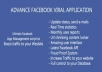 give you facebook viral app+autopst