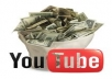 show you the real ways of making money on youtube