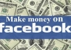 show on how you can make over $200  per day on facebook