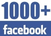 Get Over 1,300 FACEBOOK LIKES Or Fans on Your Fcebook Fanpage ★★★