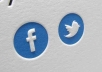 advertise your website product ulrs etc to 50000+ people on facebook and twitter